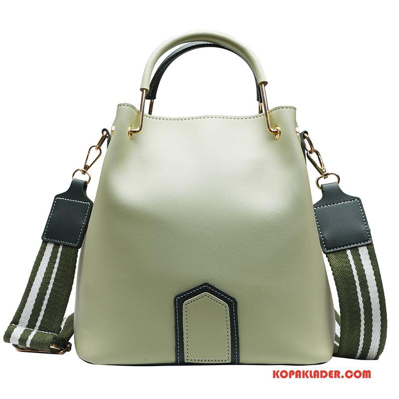 Dam Handväskor Online Mode Trend Handväska Ny Kvinna Grön