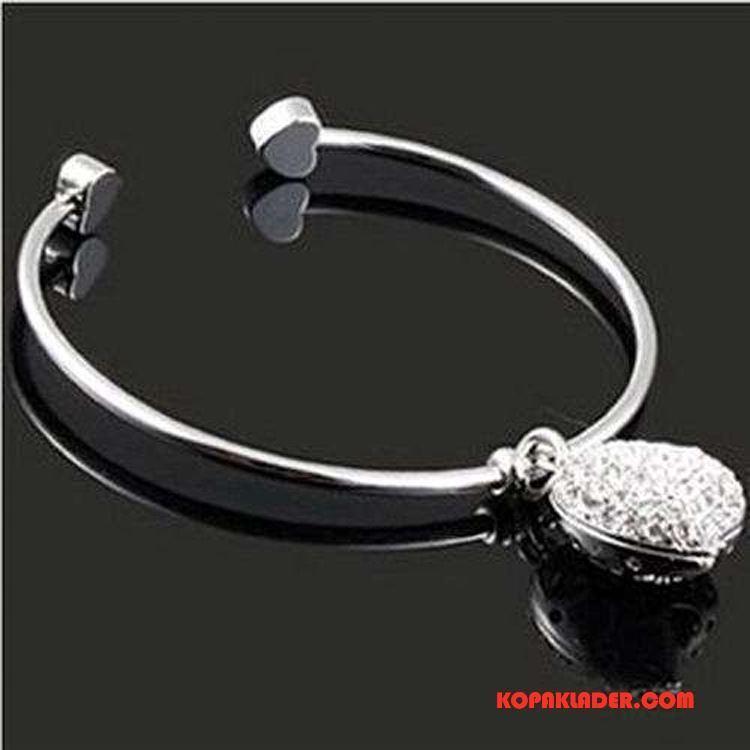 Dam Silver Smycken Online Kvinna Armband Accessoar Mode Skit