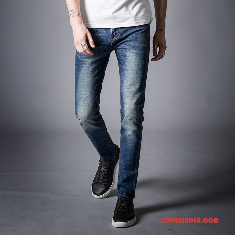 Herr Jeans Online Byxor Denim Mode Blå
