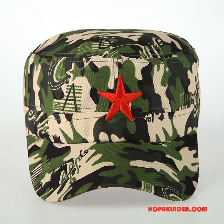 Herr Mössor Hattar Köpa Kvinna Solskydd Solljus Män Keps Camouflage