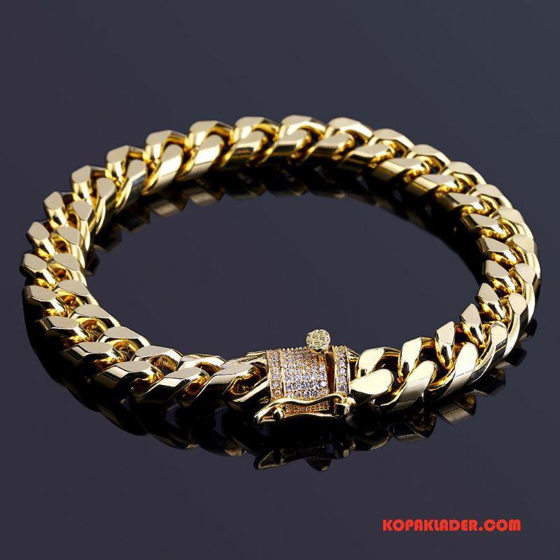 Herr Silver Smycken Köpa Europa Armband Män Ny