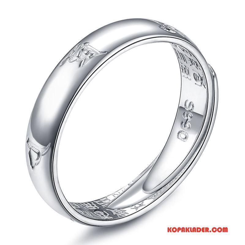 Herr Silver Smycken Till Salu Accessoar Ren Kvinna Mode Män Silver