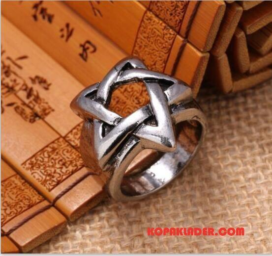 Herr Silver Smycken Till Salu Liten Bröstkorg Män Accessoar Europa Silver